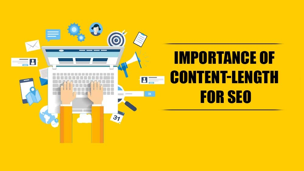 Importance of content length for seo